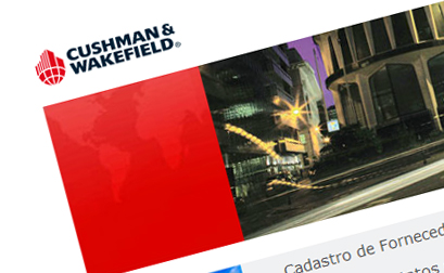 Cushman & Wakefield - Website