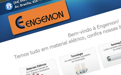 Engemon - website