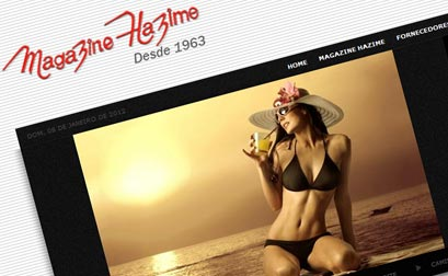 Magazine Hazime - Website