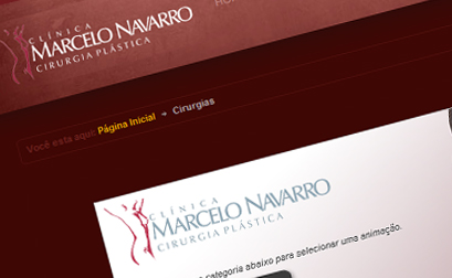 Clinica Marcelo Navarro  - Website